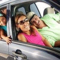 intestare auto genitore