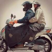 passeggero in moto a 16 anni