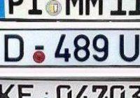 assicurazione italiana auto estera